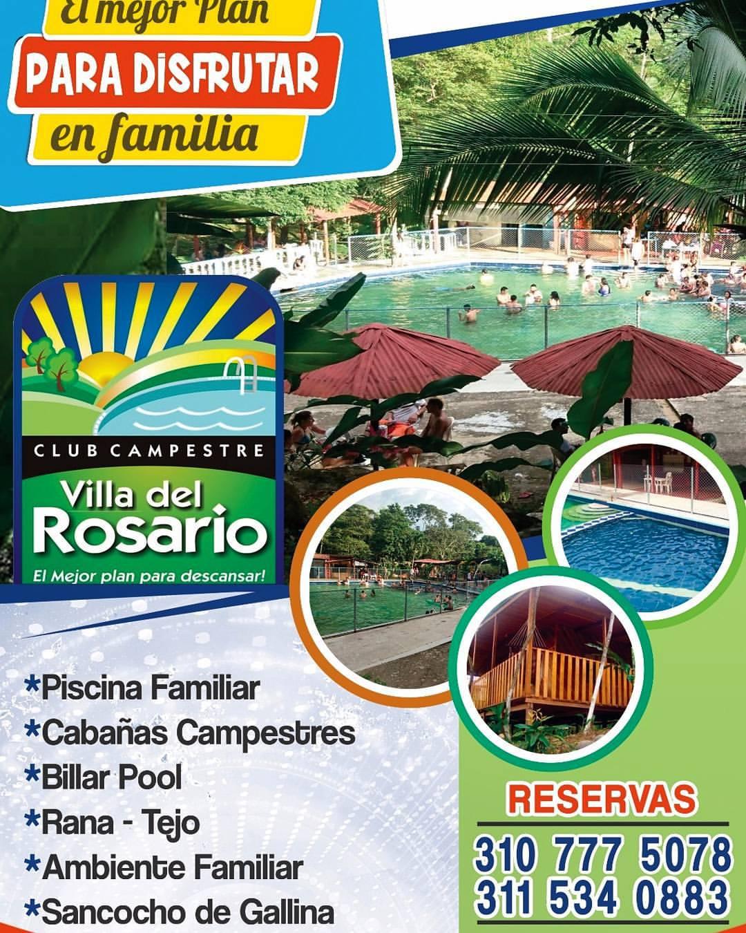 Club Corporate Travel: Club Campestre Villa Del Rosario